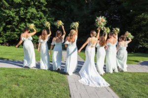Bolton, wedding, bride, bridesmaids